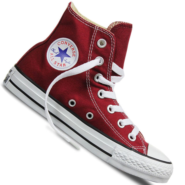 Converse Chuck Taylor all Star Hi Women's Sneakers Chucks Trainers .