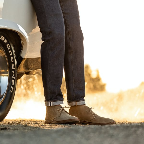 Rhodes Footwear Dylan Chukka | Huckber