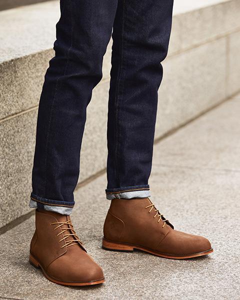 Men's Classic Chukka Boot | Ethically Made | Niso