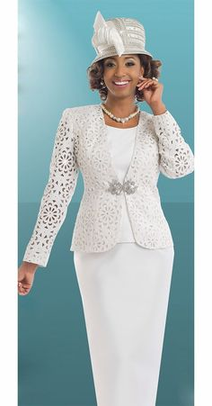 77 Best Easter Whites images in 2020   Church suits, Women church .