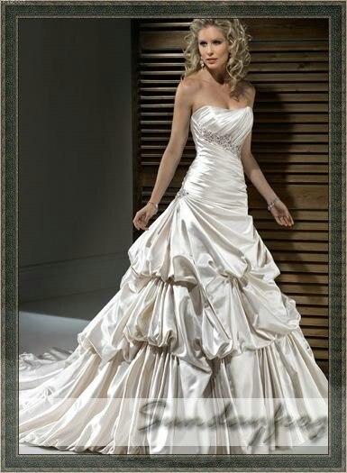 Pearl Colored Wedding Dresses – Fashion dress
