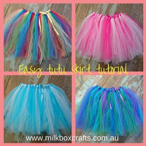Colorful tutu skirts for women   Diy tutu skirt, Diy tutu, How to .