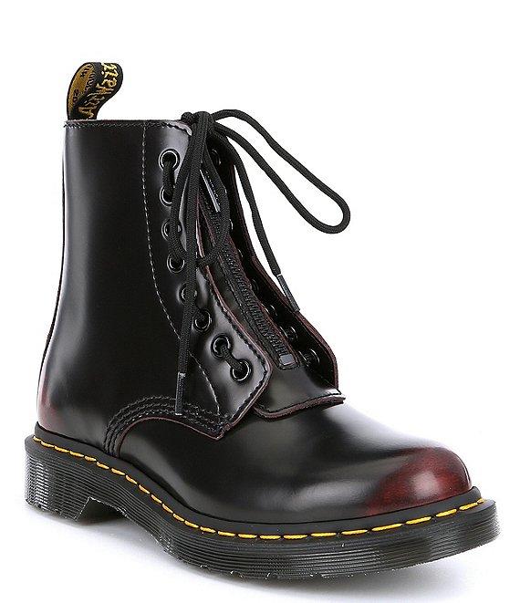 Dr. Martens 1460 Pascal Leather Combat Boots | Dillard