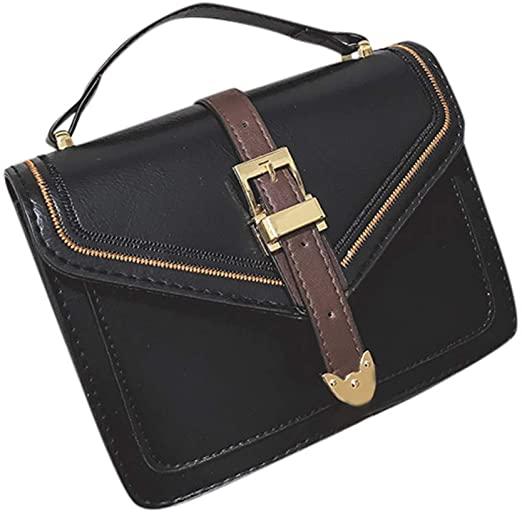 Amazon.com: KingWo Women's Contemporary Designer Handbags Purses .