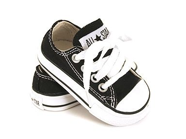 Infant Converse Chuck Taylor Allstars | Boy shoes, Baby shoes .