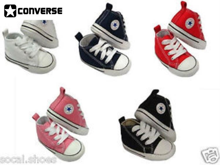 Converse Baby Shoes infinities1st.c