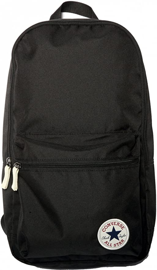 Converse All Star Core Backpack Black jet black Size:48 x 38 x 15 .