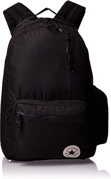 Amazon.com | Converse All Star Go Backpack Solid Colors, Black .