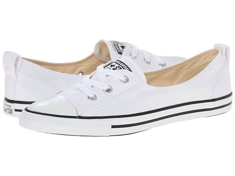 Converse Chuck Taylor® All Star® Ballet Lace Slip Black - Zappos .