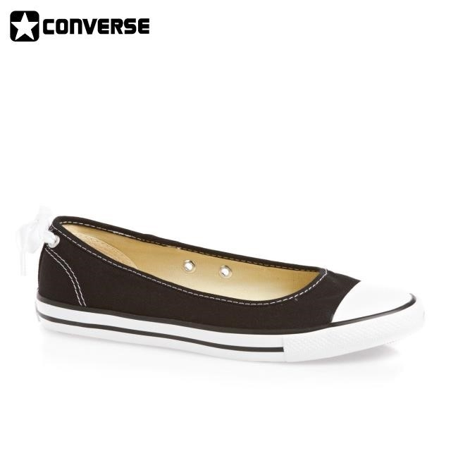 Converse Dainty Ballerina Shoes doublebarrelrecords.c
