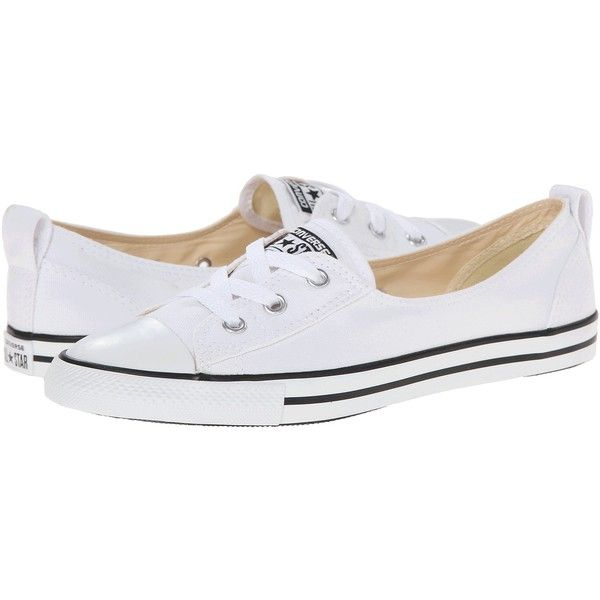 Converse Chuck Taylor All Star Ballet Lace Slip Women's Shoes .