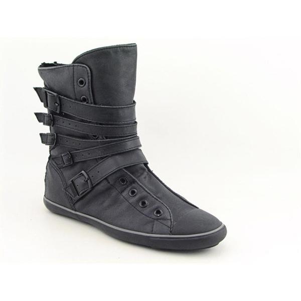 Shop Converse Women's 'AS LT Multi Strap XHI' Leather Boots .