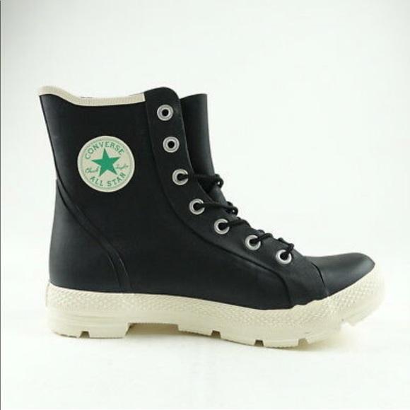 Converse Shoes | All Star Mens Ct Outsider Boots Hi Black | Poshma