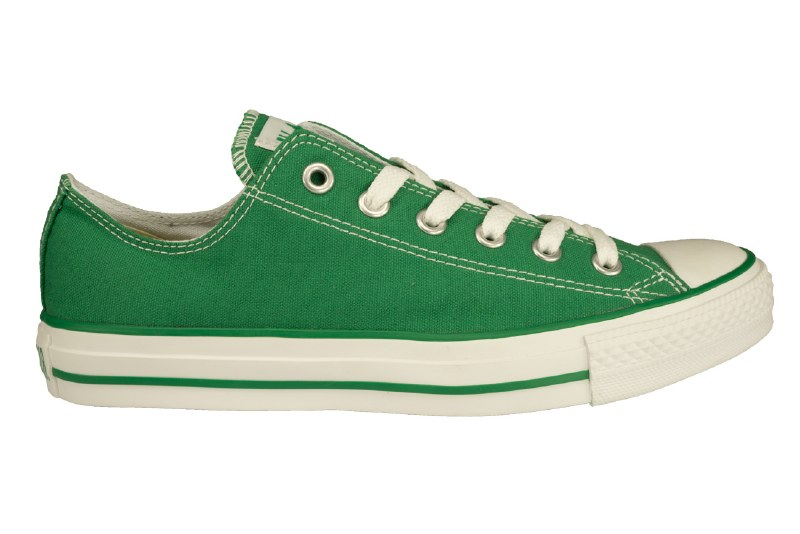CONVERSE Chuck Taylor All Star ox green Unisex Lifestyle Shoes .