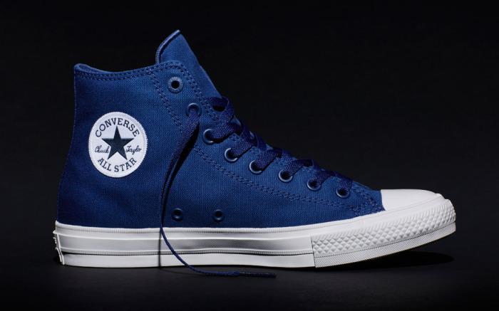 PHOTOS] How The Converse Chuck Taylor All Star & Chuck II Compare .