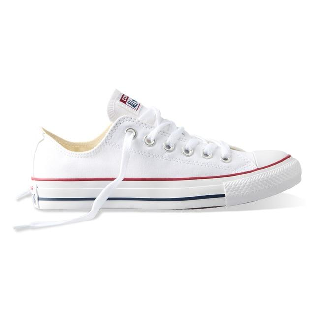 Original Converse classic all star canvas shoes men and women .