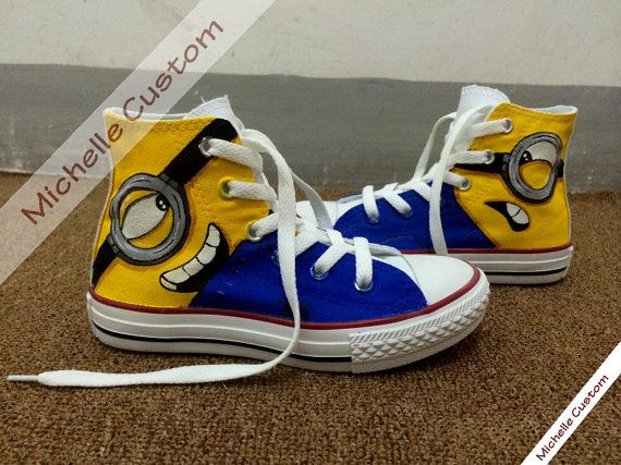 converse&$19 on | Custom painted shoes, Hand painted sho