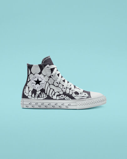Custom Boys' Shoes. Design Your Own. Converse.c