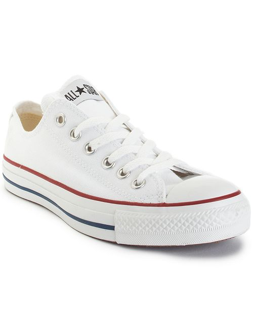 Converse Women's Chuck Taylor All Star Ox Casual Sneakers from .