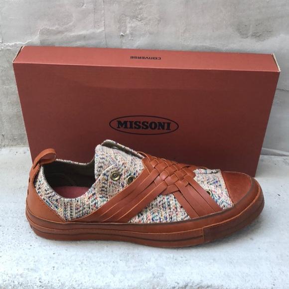 Converse Shoes | Nib 200 X Missoni Ctas 70 Slip On | Poshma