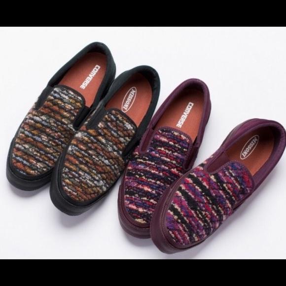Converse Shoes | X Missoni Chuck Taylor | Poshma