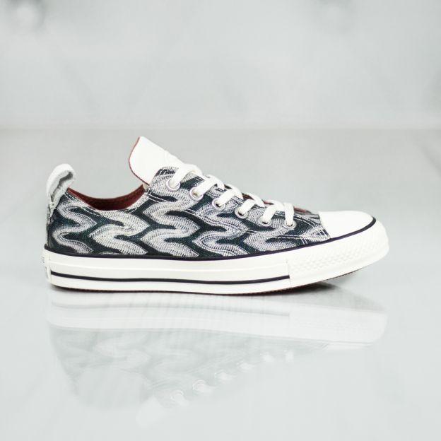 Shoes Women - Converse Missoni x Converse All Star Ox 151257C .