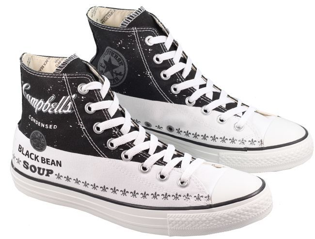 Converse Andy Warhol Hi | Converse shoes men, Best shoes for men .