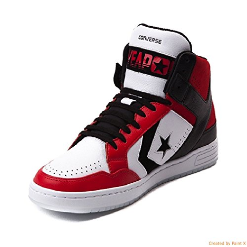 Converse Weapon Mid Dr. J Men's Basketball Sneakers – Hero Runn