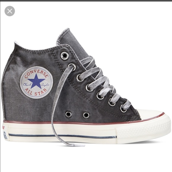 Converse Shoes | Womens Wedge High Top Size 9 | Poshma