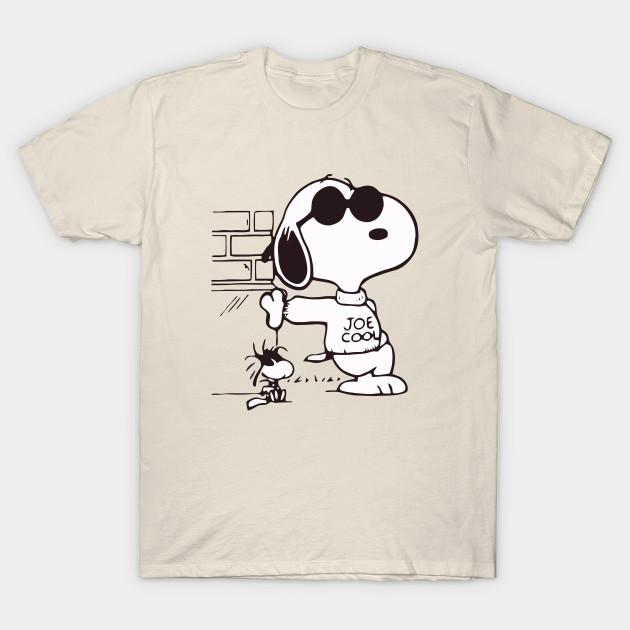 Joe Cool - Snoopy - T-Shirt | TeePubl