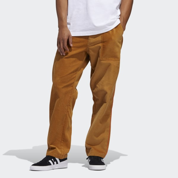 adidas Corduroy Pants - Brown | adidas