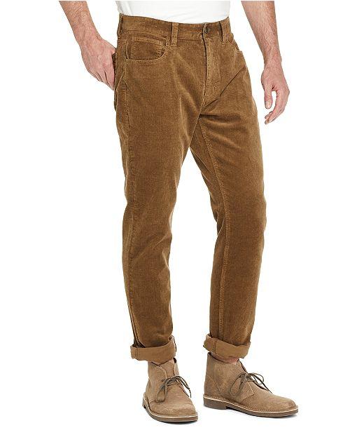Weatherproof Vintage Men's Stretch Corduroy Pants & Reviews .