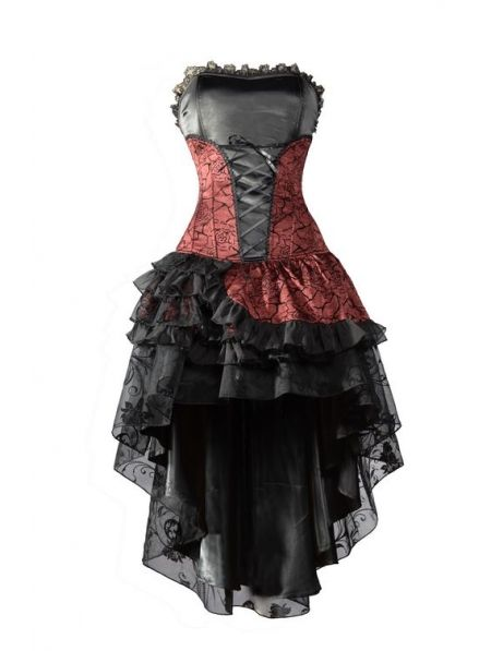 Gothic Corset Dress | ... gothic dresses including gothic party .