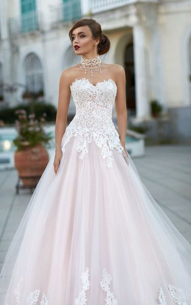 60+ Corset Style Wedding Dresses Ideas 4 – Five