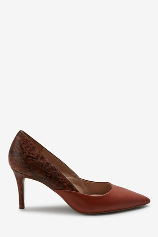 Buy Black Point Court Shoes from Next U