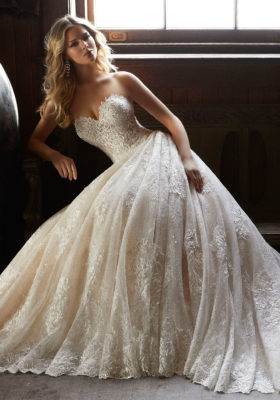 Couture Wedding Dresses: AF Couture Collection | Moril