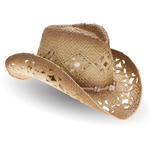 Women's Straw Cowboy Hat - Walmart.com - Walmart.c