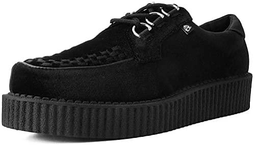 Amazon.com | T.U.K. Shoes T2280 Unisex-Adult Creepers, Black .