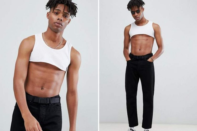 Making a Case for Men's Crop Tops | Dapper Confidenti