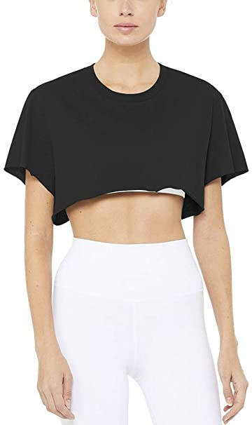 Mippo Womens Workout Crop Tops Flowy Muscle Tank Cute Going Out .