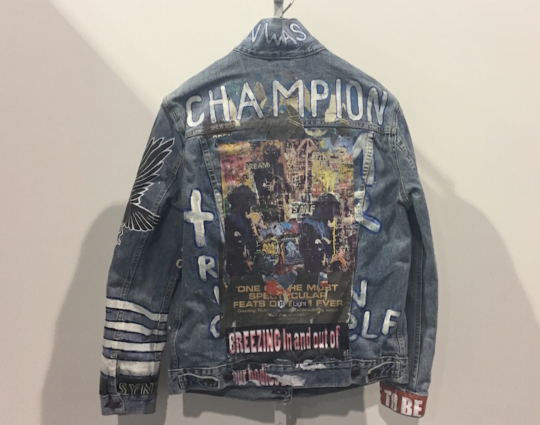 Custom Jackets Up for Auction at Liberty Fairs Las Vegas .