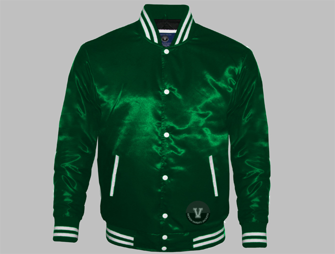 Custom Satin Jackets | Design Your Saatin Jackets online and get .