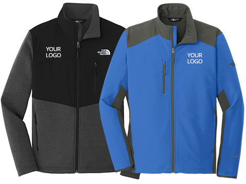 Custom The North Face Apparel & Outerwear | LogoSportswe