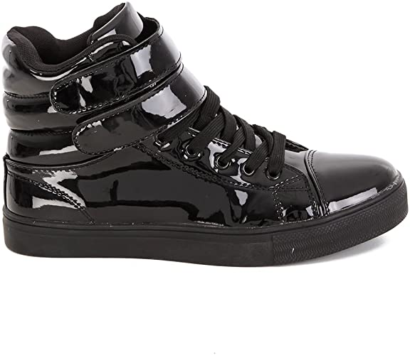 Amazon.com | Alexandra Collection High Top Dance Sneakers Shoes .