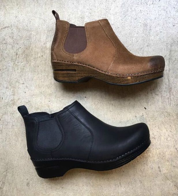 6 Ankle Boots Bring Blissful Comfort to Problem Feet   Dansko .