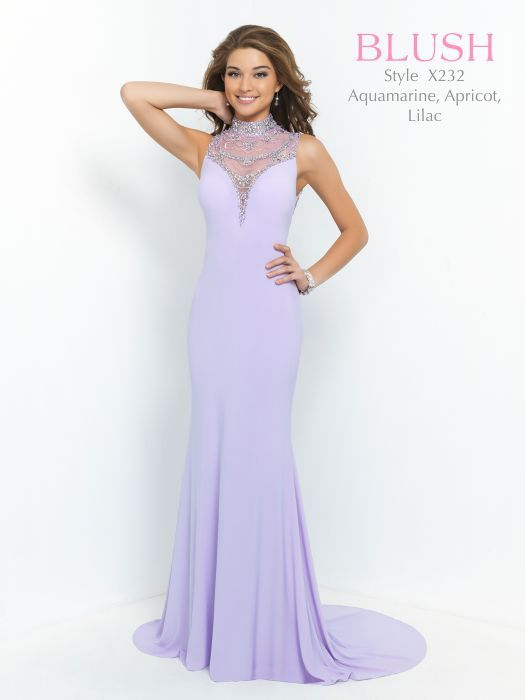 Debs dress by Blush Prom x232 size 8 Lilac 346 euro   Special .
