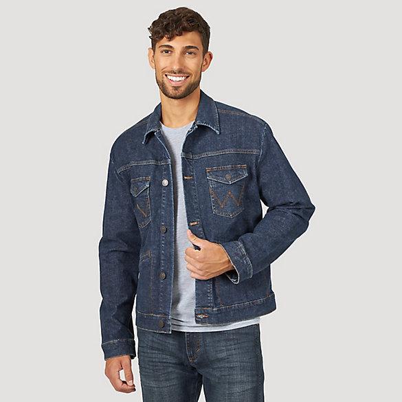 Men's Wrangler® Retro Unlined Denim Jacket | Mens Jackets and .