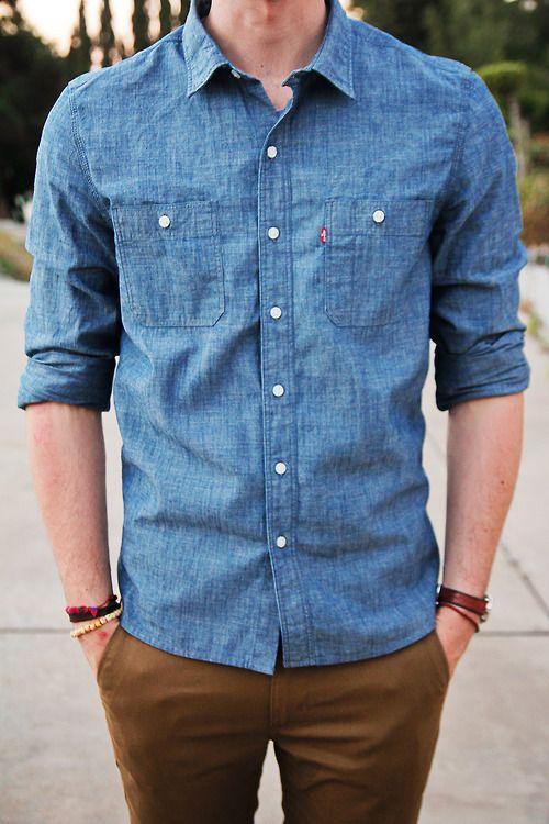 Pin by Ravi Zaji on Relajao | Mens fashion:__cat__, Blue denim .
