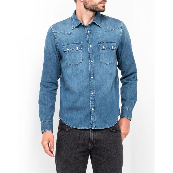 Lee Rider Shirt | Men - Denim Shirts | True Vintage | Lee | Irela