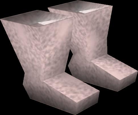Desert boots   RuneScape Wiki   Fand